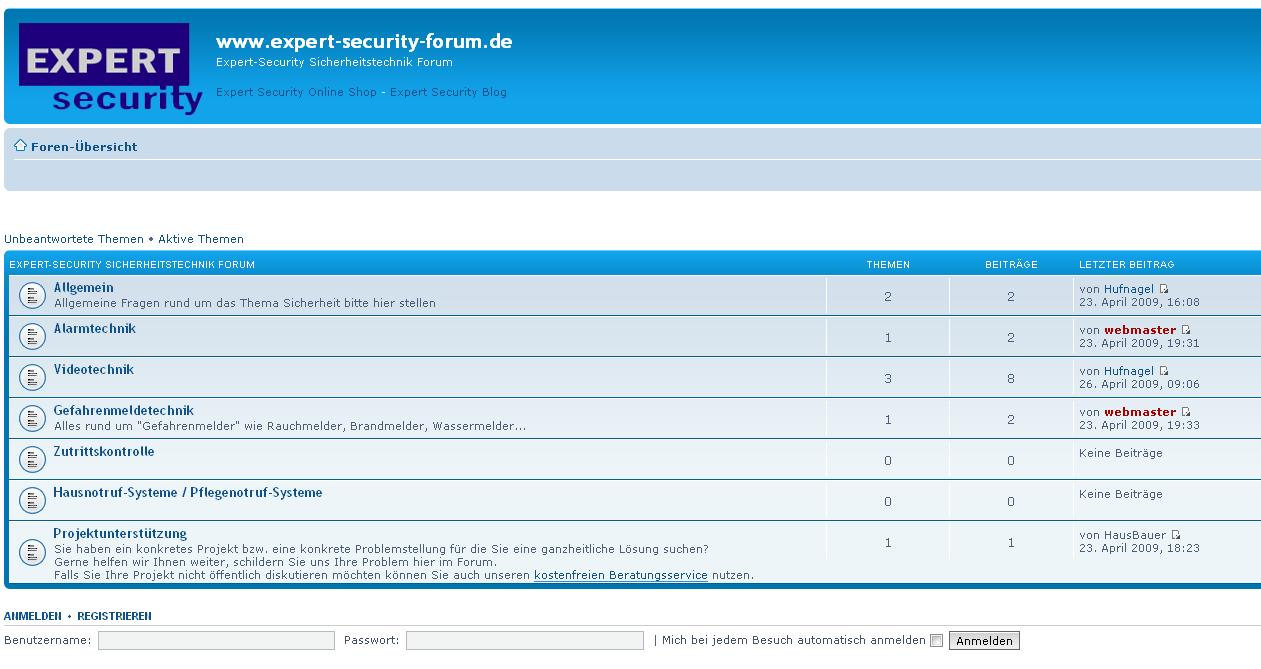 Expert-Security-Forum