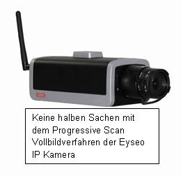 Eyseo IP Kamera