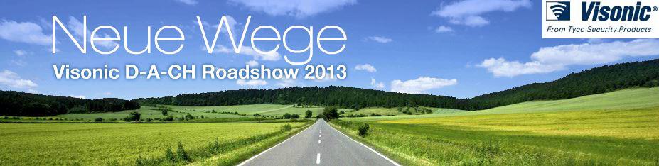 Visonic_road Show_Alarmtechnik