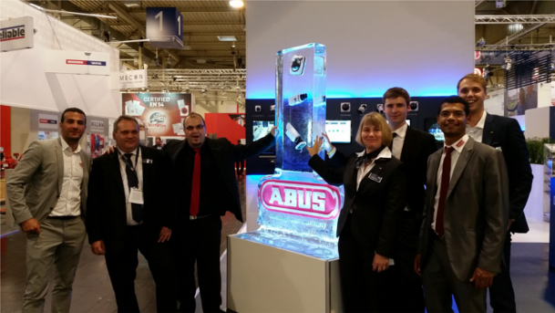 ABUS SC & EXPERT-Security Messe 2014